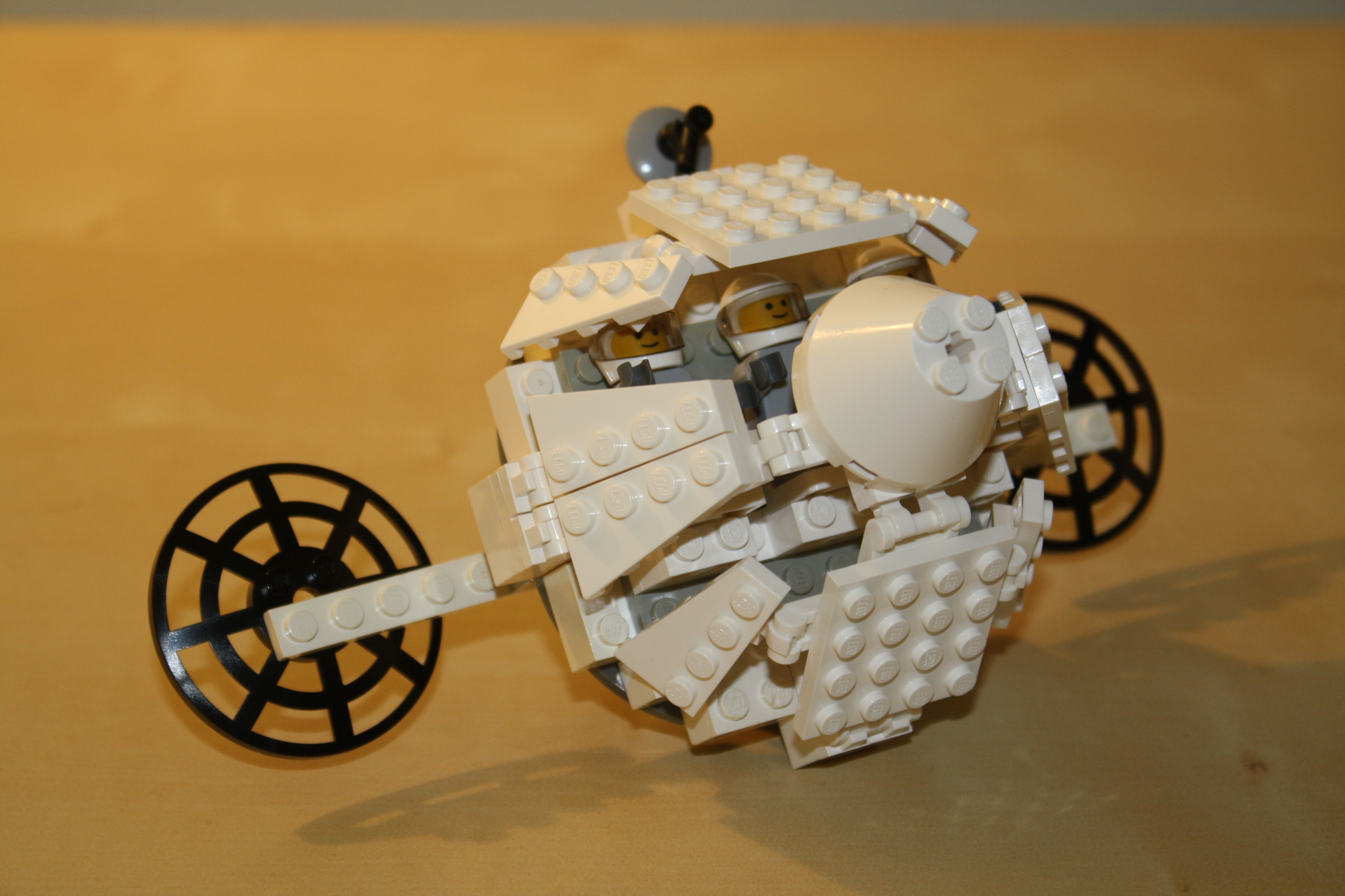 Lego Models Of Nasa S Project Constellation Orion And