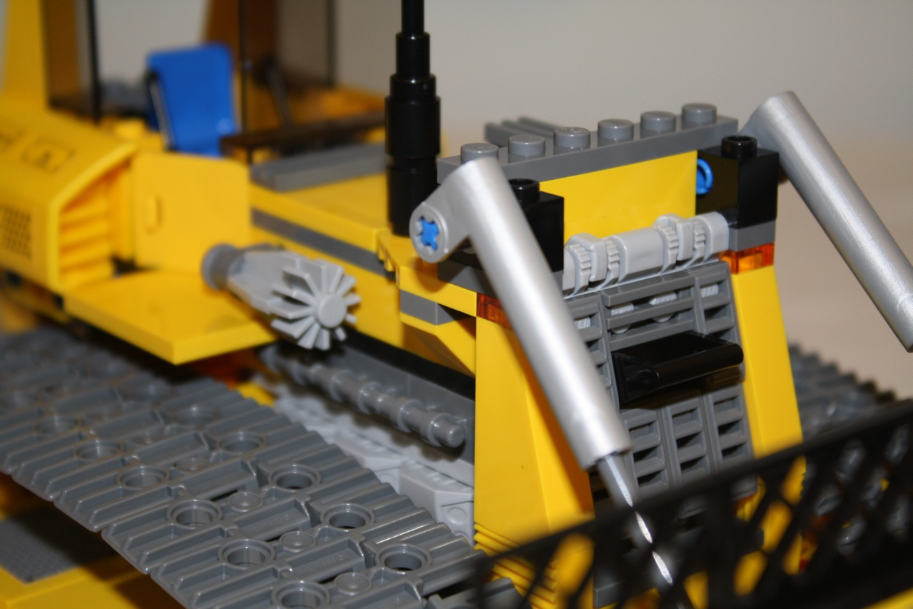 Lego Technics RC Tow Truck – with hydraulics!