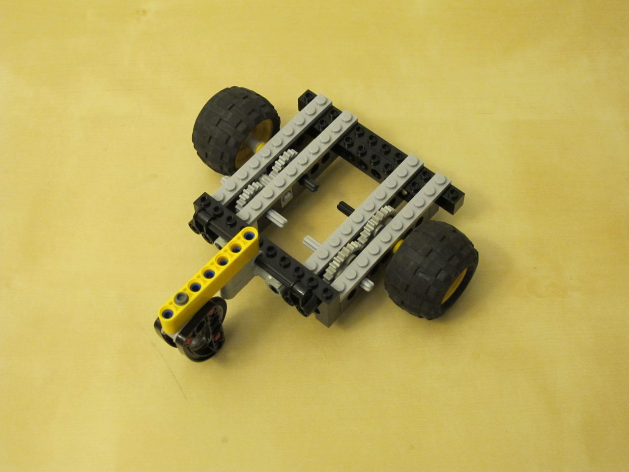 Lego Power Functions And Building A Remote Controlled Robot Basic Robotics Ir Control The