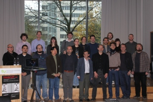 Conference group photo from PKD Dortmund Conference.