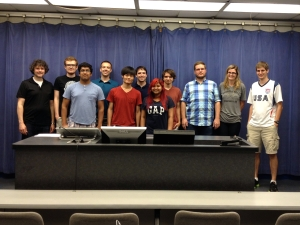 LMC3214, Summer 2014 Class Photo.