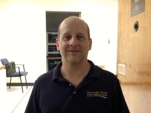 Ted Skirvin of Georgia Tech's Global Learning Center.
