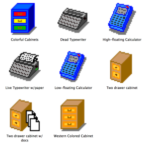 Jason's Icons: Office Equipment