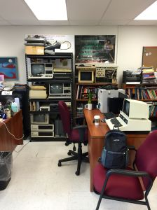 My Retrocomputing Office Space