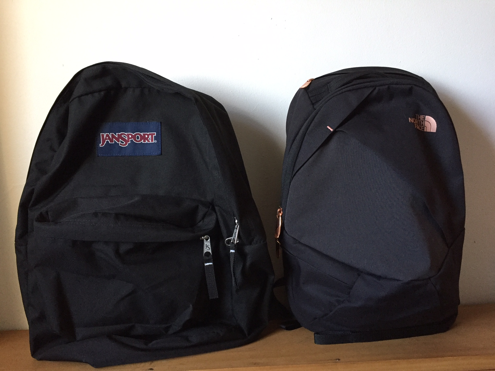 in search of a better backpack  review of the north face