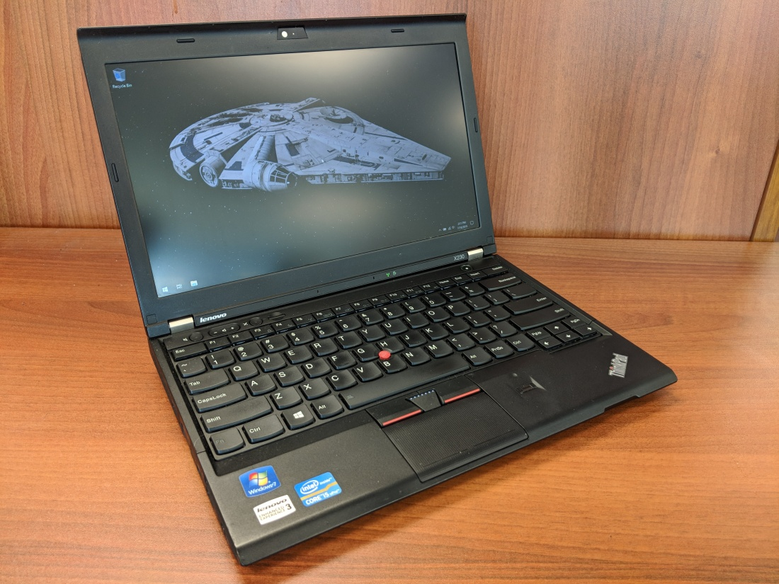 Retro-Review of Used Lenovo ThinkPad X230 Sourced from eBay