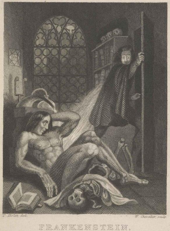 frankenstein-frontispiece-1831